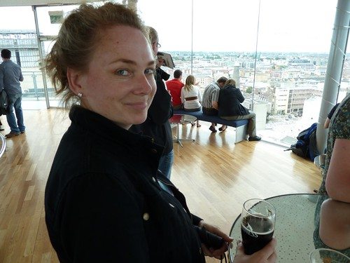 """free"" pint in the gravity bar"