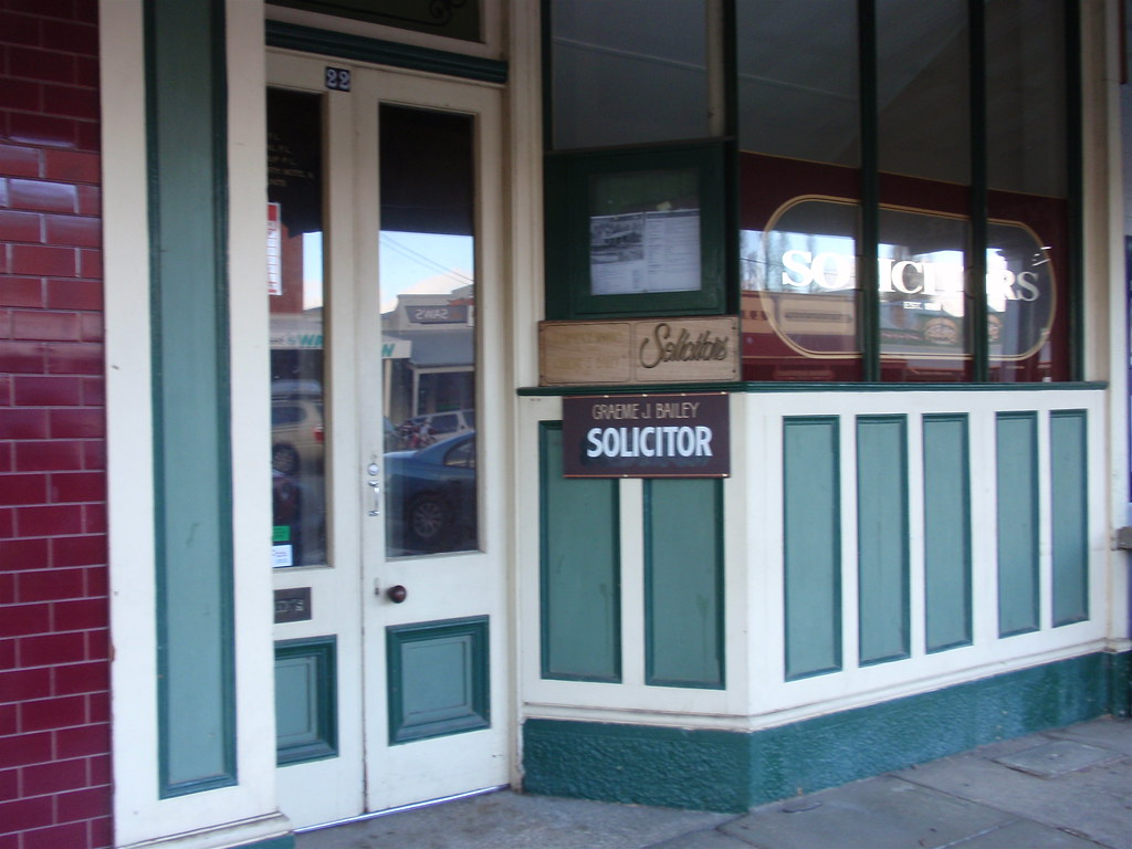 Beechworth Solicitor's Office