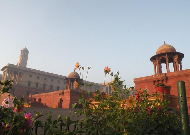 Rashtrapati Bhavan Grounds