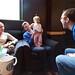 Con Jenni, Steve y papi
