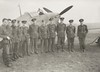"""Squadron Leader E A McNab and his men, No 1 Squadron Royal Canadian Air Force and Hawker Hurricane • <a style=""""font-size:0.8em;"""" href=""""http://www.flickr.com/photos/24469639@N00/4822044058/"""" target=""""_blank"""">View on Flickr</a>"""