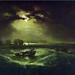 Turner, J.M.W. (1775-1851) - 1796 Fishermen at Sea (Tate Gallery, London)