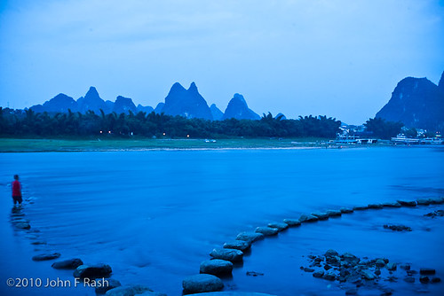Yangshuo County, China (Guilin)