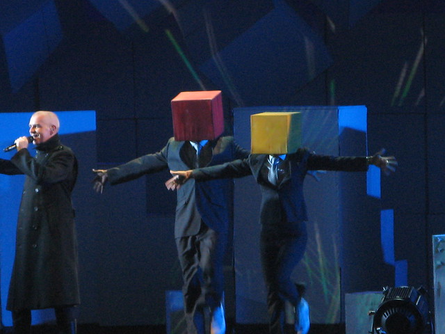 Pet Shop Boys Tour 2010 by nellyfus