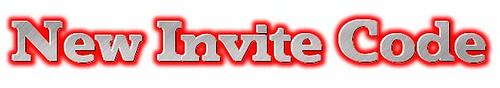 New Invite Code