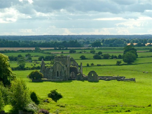 Hore Abbey (rock of cashel)