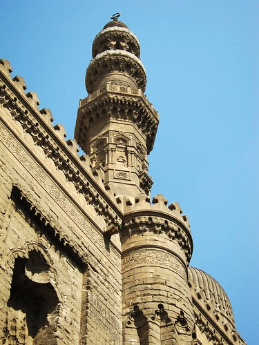 Minarate - Masjid Al Rifai مسجد الرفاعي / Cairo / Egypt - 16 04 2010