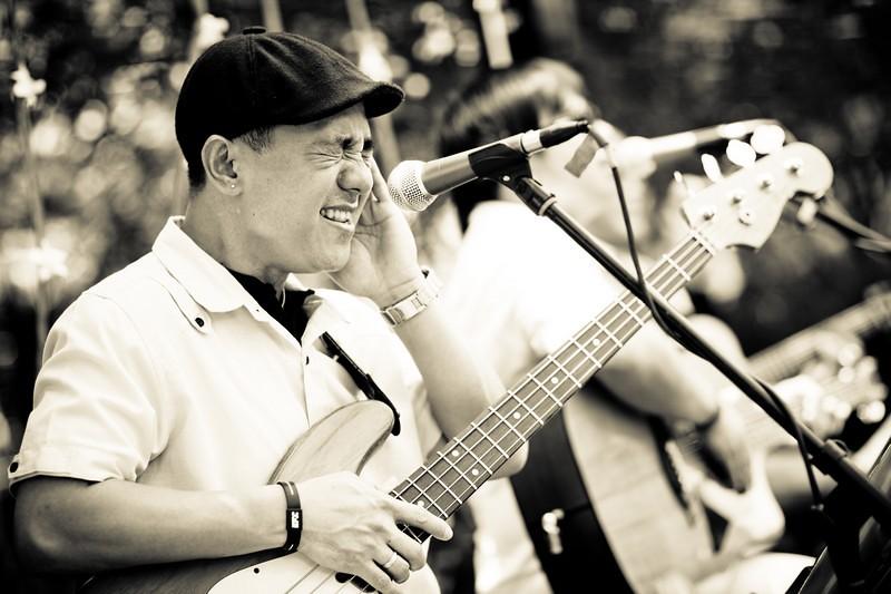 Raymond Phang Photography - wedding singers