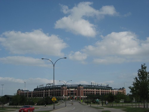 Dallas- Rangers Ballpark