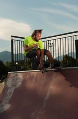 FS Crailslide (Afe!) Tags: color guy photo nikon colore foto skateboarding deck skatepark skateboard frontside tavola ragazzo d90 struttura crailslide