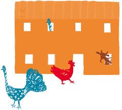 Fattoria degli animali (piperitadesign) Tags: animali fattoria illustrazione ravaioli ritaravaioli