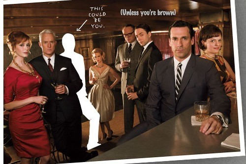 Modified Mad Men