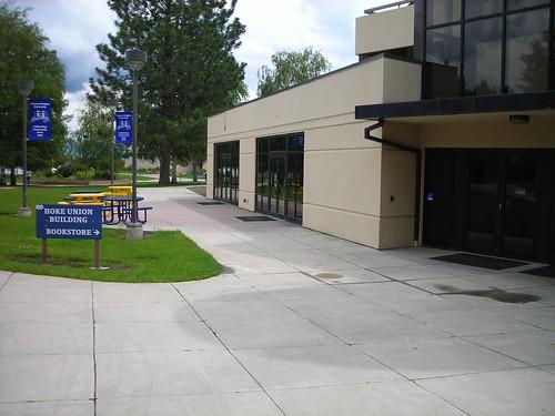 Hoke Union Building