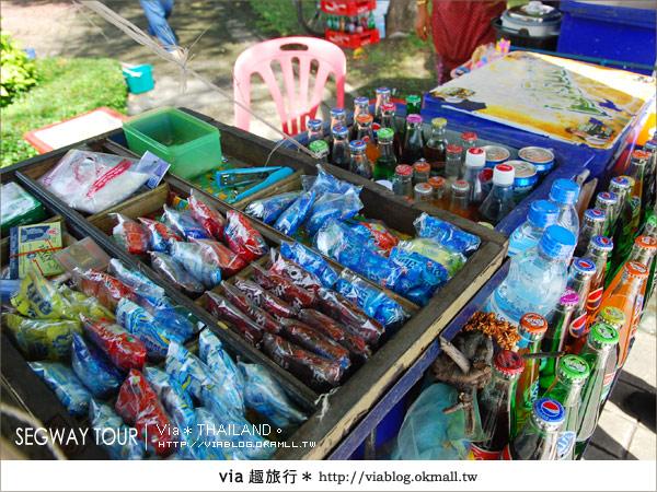 【泰國自由行】曼谷玩什麼?Segway塞格威帶你漫遊~21