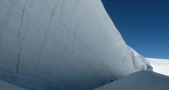 La macchina del tempo (EmozionInUnClick - l'Avventuriero's photos) Tags: italy natura neve valledaosta ghiacciaio