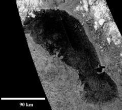 Ontario Lacus, Titan