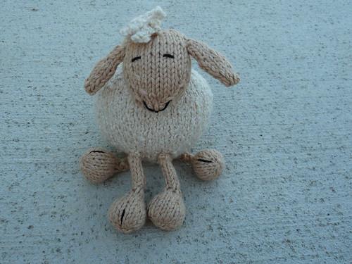 Itty Bitty Lamb