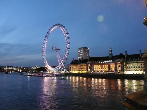 Chloé à Londres (juillet 2009) (5)