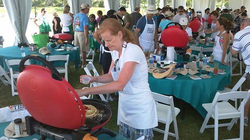Joe Davidson's Grill Camp