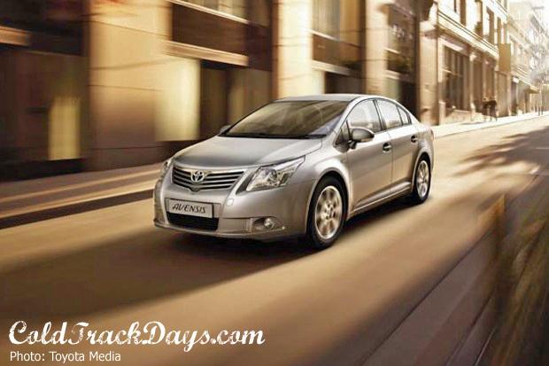 BTCC // NGTC DEVELOPMENT CAR WILL BE TOYOTA AVENSIS
