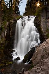 King's Creek Falls (Erin Claassen Photography) Tags: water waterfall kingscreekfalls lassen cascade sunburst platinumphoto mywinners