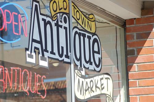 Old Town Antique Market