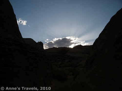 Trail to Broken Bow Arch, Grand Staircase-Escalante National Monument, Utah