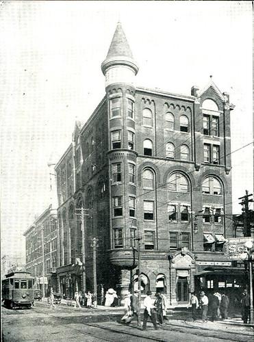 Keystone Hotel circa 1913