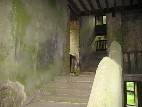 The Secondary Stone Stairs