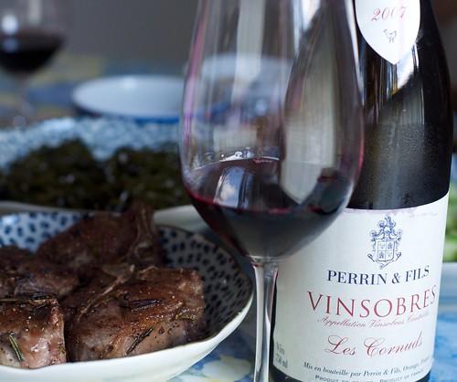 2007 Perrin & Fils Vinsobres