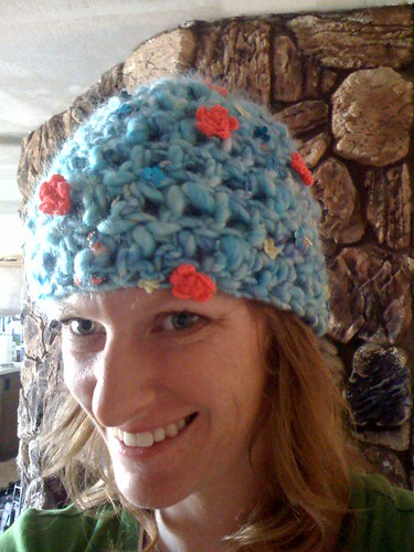new hat for Knit Collage