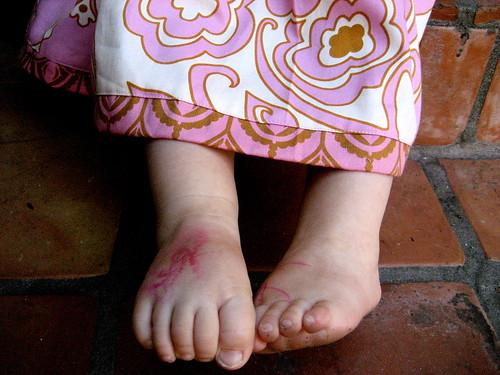 Opinion obvious. Girl s leg homemade