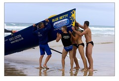 Surf Rowing at Watergate Bay - Team Effort (Mark-Crossfield) Tags: pictures uk greatbritain sea england beach race coast boat photo wooden team sand watergatebay cornwall surf waves image photos sandy picture wave competition running images racing event lifeboat beaches effort watergate bowman 2010 drainage sandybeach rowers lifting bigwave teameffort photosof picturesof surfboat nearnewquay imagesof surfrowing watergatebayhotel surfboatracing markcrossfield drainingboat