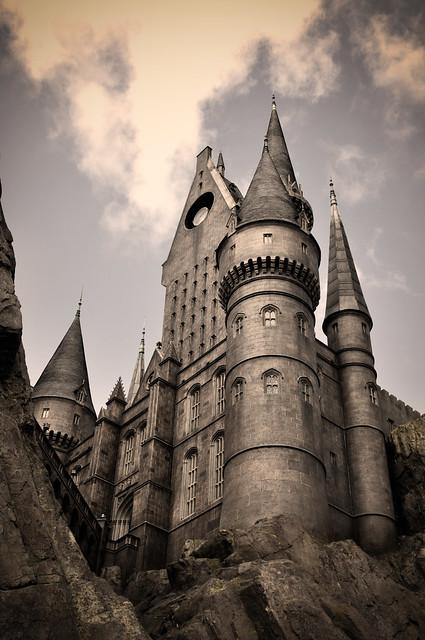 123.2/365 Hogwarts