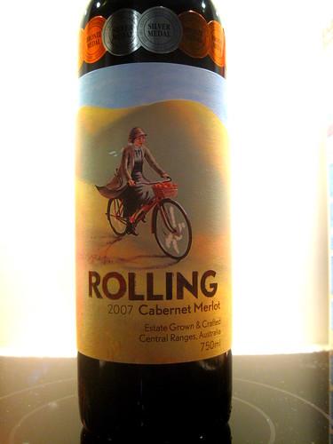 Rolling Wine