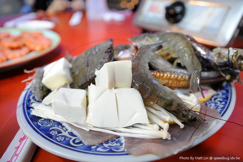 台南TAINAN,台南美食,竹屋海產火鍋府中街 @小蟲記事簿