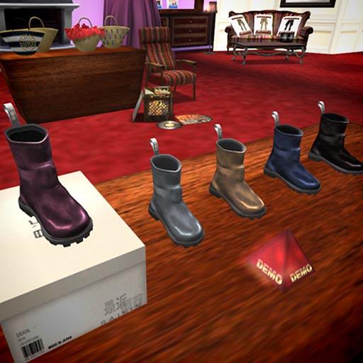 SAIKIN new boots SETT