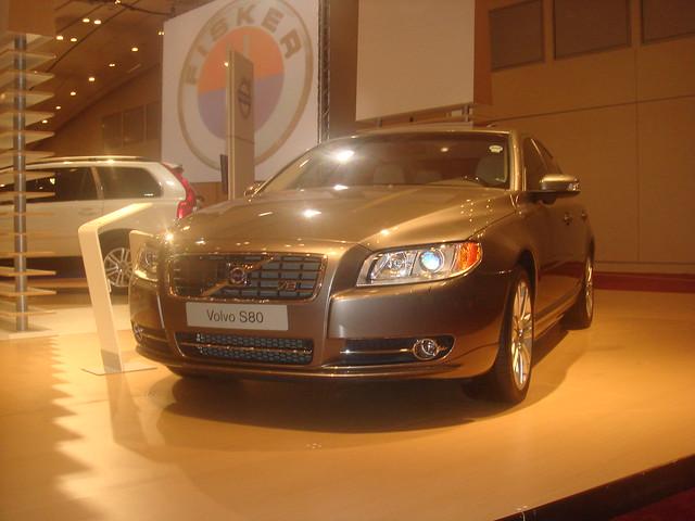 volvo s80 2007 excs