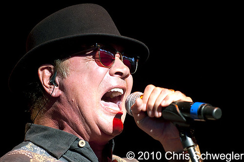 Mitch Ryder - 08-04-10 - Hippiefest, DTE Energy Music Theatre, Clarkston, MI