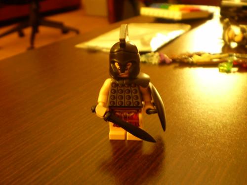 Roman Gladiator custom minifig
