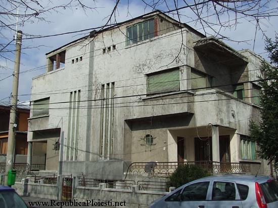 Art Deco in Ploiesti - Casa pe strada Hasdeu - 3