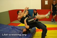 Suplex training