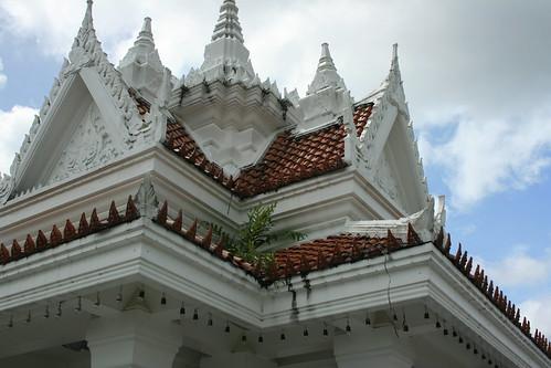 Roof needing repair