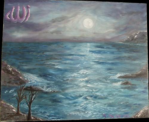 Allah, by Zayd Depaor