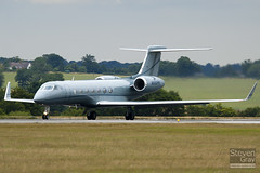 N550PM - 5252 - Private - Gulfstream G550 - Luton - 100726 - Steven Gray - IMG_8002