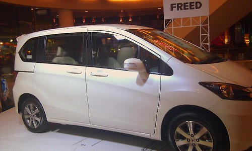 honda freed - thailand