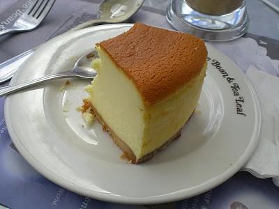 cheesecake eaten