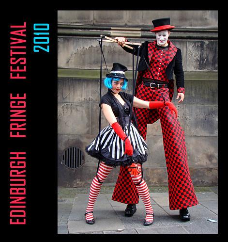 Performance : Edinburgh Fringe Festival : 2010