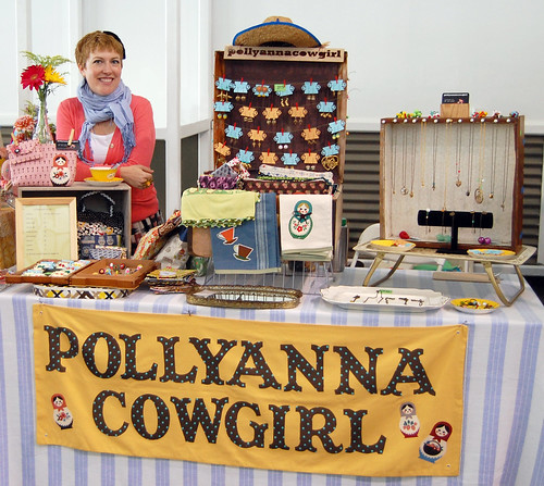 Giant Dwarf + Pollyannacowgirl // Renegade Craft Fair