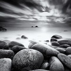 Nanven II (Scott Howse) Tags: ocean longexposure sea england sky beach clouds rocks cornwall cove lee filters graduated stjust penwith cotvalley nanven porthnanven thebrisons nd110 09h